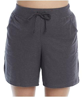 Champion Plus Size Jersey Knit Shorts
