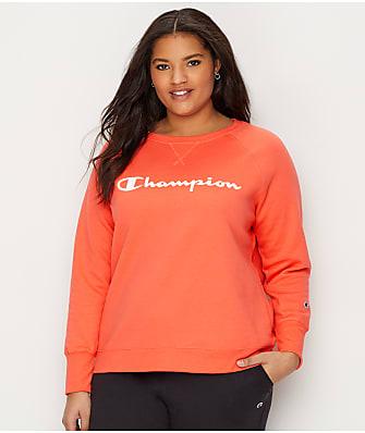 Champion Plus Size Fleece Crew