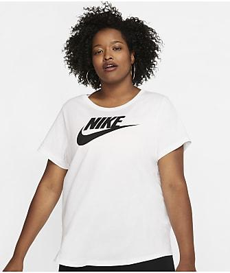 Nike Plus Size Essential Cotton T-Shirt