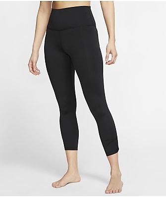 Nike Ruched Yoga Leggings