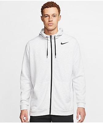 Nike Dri-FIT Zip-Up Training Hoodie
