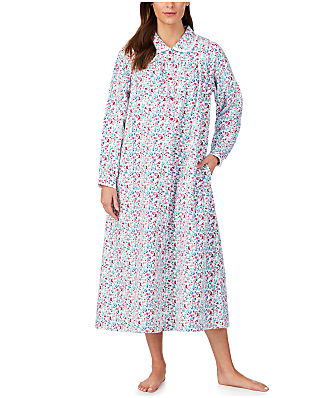 Lanz of Salzburg Holiday Peterpan Woven Nightgown