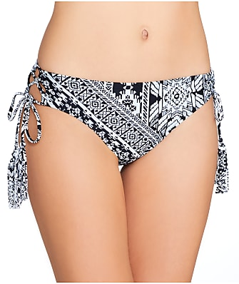 Coco Rave Playa Cool Lace Up Bikini Bottom