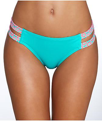 Coco Rave Desert Queen Strappy Bikini Bottom