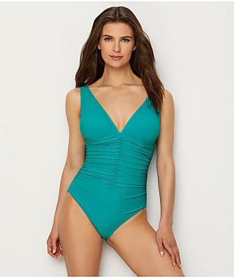 Coco Reef Keepsake Solitare Underwire One-Piece