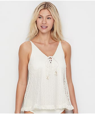 Coco Reef Ivory Coast Femme Underwire Tankini Top C-DD Cups