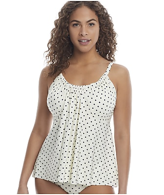 Coco Reef Tropical Spot Harmony Underwire Tankini Top