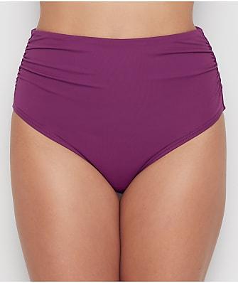 Coco Reef Classic Solid Fold-Over Bikini Bottom
