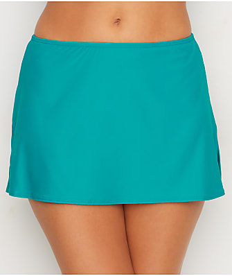 Coco Reef Classic Solid Skirted Swim Bottom