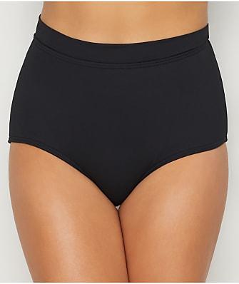 Coco Reef Classic Solids High-Waist Bikini Bottom