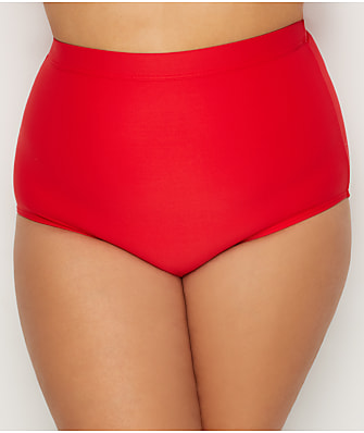 Coco Reef Plus Size Classic Solid Swim Bottom