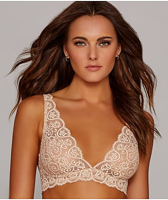 Commando Lace Bralette