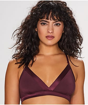 Commando Butter & Satin Bralette