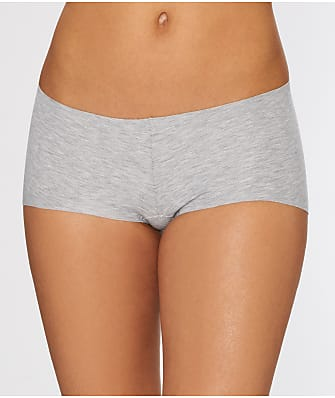 Commando Heathered Cotton Boyshort