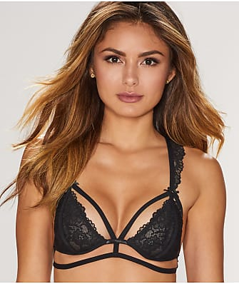 Contradiction Strapped Wire-Free Bralette