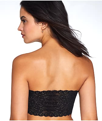 Coobie Strapless Lace Back Wire-Free Bandeau