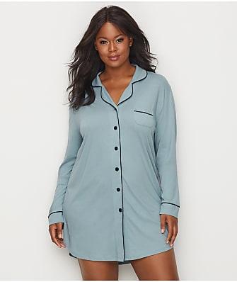 Cosabella Plus Size Bella Knit Sleep Shirt