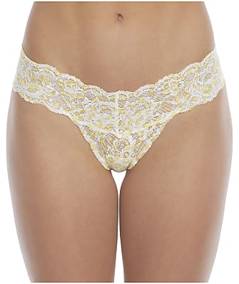 Cosabella Never Say Never Cutie Printed Low Rise Thong