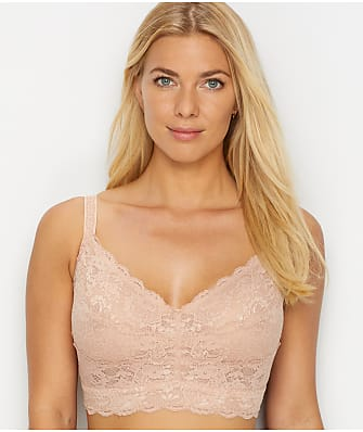 Cosabella Never Say Never Curvy Hook & Eye Bralette