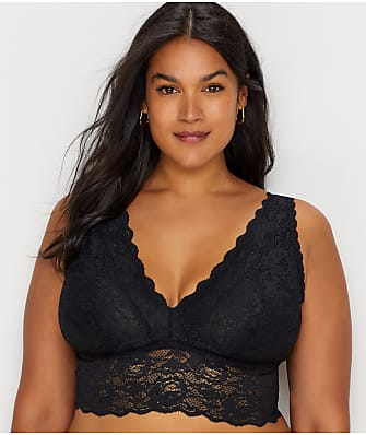 Cosabella Plus Size Never Say Never Plungie Bralette