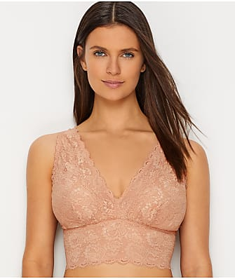Cosabella Never Say Never Curvy Longline Bralette