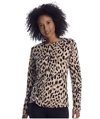 Cuddl Duds Fleecewear Animal Long Sleeve Top