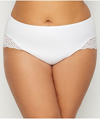 Curvy Couture Crochet Lace Boyshort