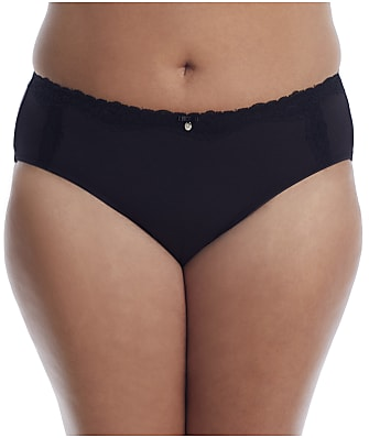 Curvy Couture Cotton Luxe Hipster