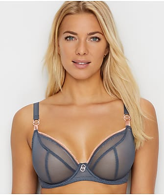 Curvy Kate Lifestyle Sheer Plunge Bra