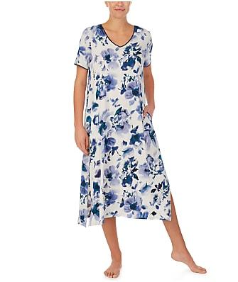 Donna Karan Sleepwear Mesmerize Modal Long Sleep Shirt