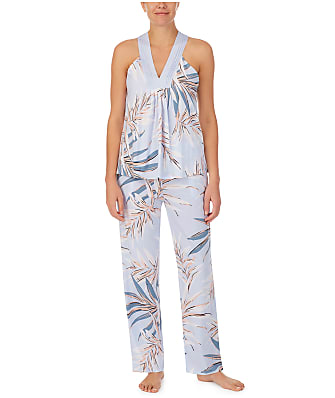 Donna Karan Sleepwear Cotton Luxe Pajama Set