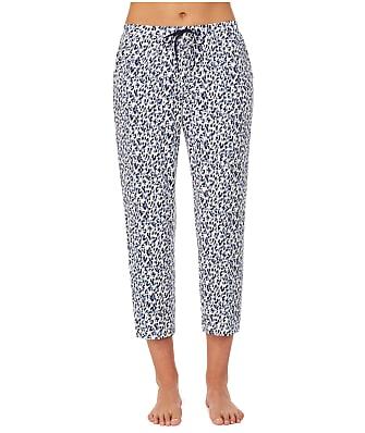 Donna Karan Sleepwear Mesmerize Modal Cropped Lounge Pants