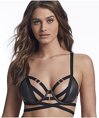 Inner Secrets Caged Underwire Bra