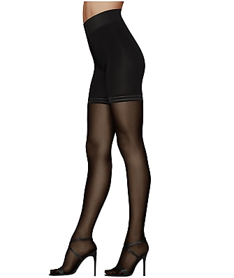 Donna Karan Hosiery Signature Sheer High-Waist Toner Pantyhose