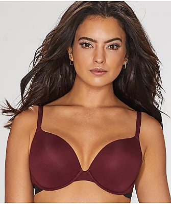 DKNY Classic Cotton Custom Lift Push-Up Bra