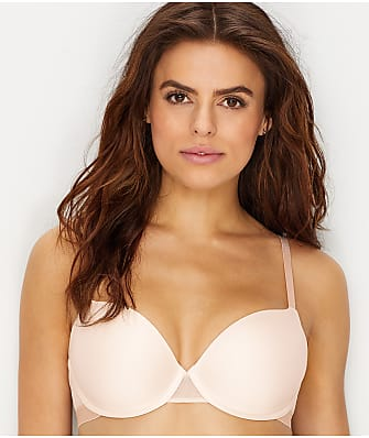 DKNY Fishnet Spacer T-Shirt Bra