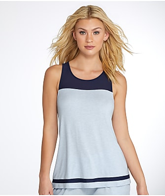DKNY Blue Note Knit Tank