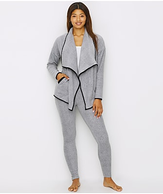 DKNY Cozy Up Fleece Lounge Set