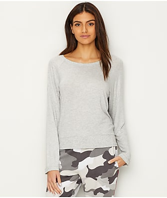 DKNY Urban Armor Knit Sleep Top