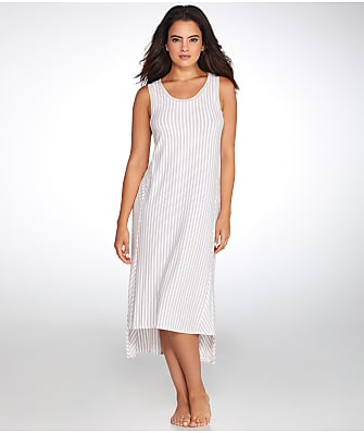 DKNY City Stripes Knit Chemise