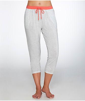DKNY Urban Essentials Colorblock Modal Pajama Pants
