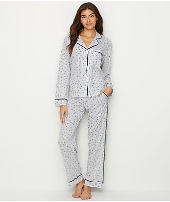 DKNY Signature Knit Pajama Set