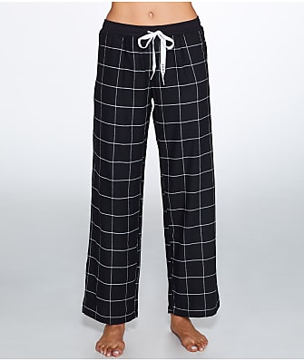 DKNY Checked In Flannel Pajama Pants