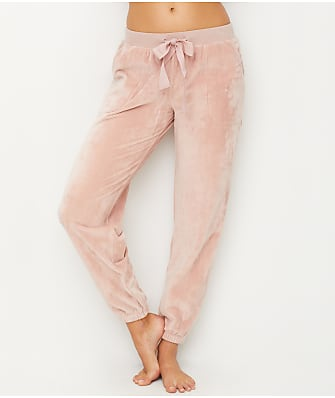 DKNY Elevated Leisure Velour Jogger