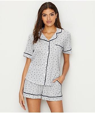 DKNY New Signature Knit Pajama Set