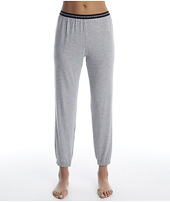DKNY Grey Heather Sleep Knit Joggers