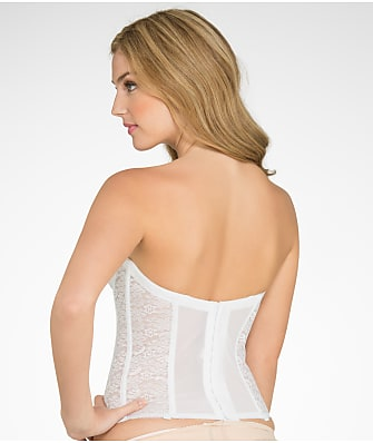 Dominique Longline Lace Torsolette