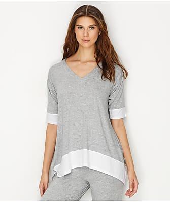 Donna Karan Modal Pajama Top