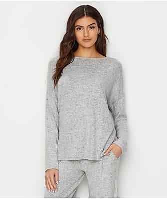 Donna Karan Sweater Jersey Lounge Top