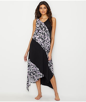 Donna Karan Modal Jersey Knit Night Gown